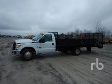 2012 International 4300 Flatbed