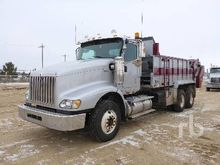 2003 Freightliner M2 T/A Manure