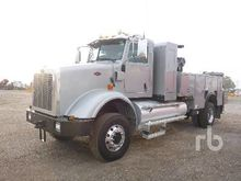 2007 Kenworth T300 Mechanics Tr