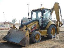 2010 caterpillar 422e 4x4 Loade