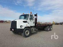 2014 Isuzu COE Flatbed Truck