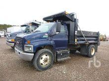 2000 Chevrolet C6500 Dump Truck