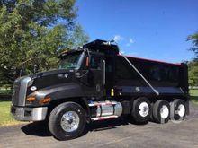 2005 Peterbilt 378 Dump Truck (