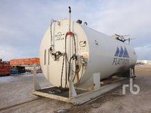 Skid Mounted Fuel Tank