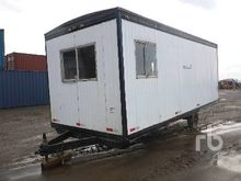commercial structure 20 Ft x 8