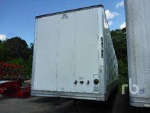 Dorsey 28 Ft x 102 In. S/A Van