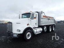 1993 Peterbilt 377 Dump Truck (