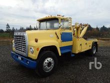 1976 Ford 900 Tow Truck