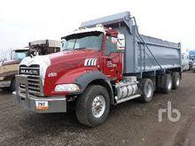 2009 Mack GU813 Granite Dump Tr
