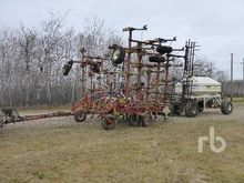 bourgault 536-42 42 Ft Air Dril