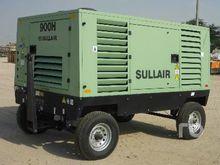 2007 Sullair 900HAFCAT Portable