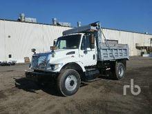 2005 gmc C7500 Dump Truck (S/A)
