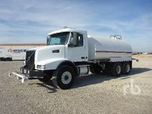 2011 Kenworth T800 4000 Gallon