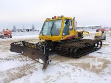 Bombardier Plus 275 Snowcat