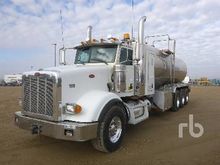2011 Kenworth T800 4000 Gallon