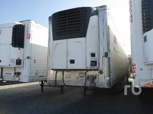 2007 Wabash 53 Ft x 102 In. T/A