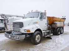 2009 Sterling LT8500 T/A Plow/S