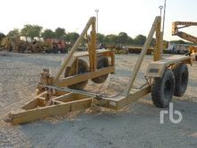 T/A Cable Reel Trailer