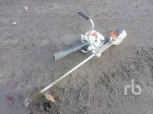 stihl Brush Cutter and Blower L