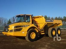 2015 Volvo A25G 6x6 Articulated
