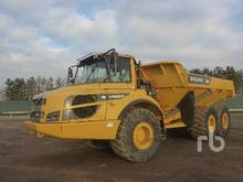 2014 Volvo A30G 6x6 Articulated