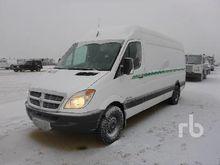 2008 Dodge Sprinter Cargo Van T