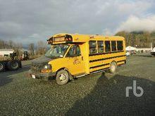2001 Ford E350 Para Transit Bus