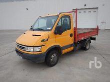 2006 Iveco 35C12 Dump Truck (S/