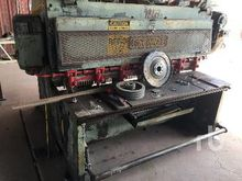 cincinnati ep-140 Metal Shear I