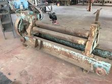 Metal Rollers Industrial Plant