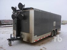 2013 haulmark Enclosed trailers