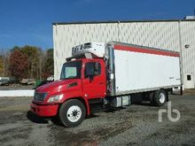 2008 Hino 268 S/A Reefer Truck