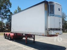 2007 utility 53 Ft T/A Reefer T