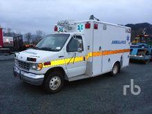1993 Ford E350 Ambulance