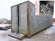 fruehauf Skidded 40 Ft Storage