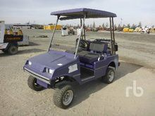 Western Electric Golf Cart