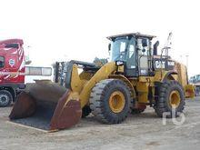 2014 Caterpillar 950K Wheel Loa