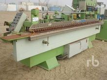 Electric Side Wood Planer Indus
