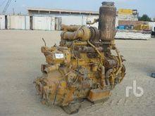 komatsu s4d155-4 Engine