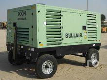 2006 Sullair 375JD Portable Air