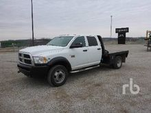 2005 gmc 5500 4x4 Flatbed Truck