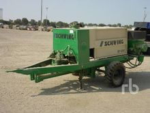 schwing sp1200 Portable Concret