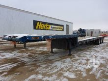 2013 neville & Used Step Deck T