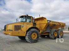 2005 volvo a40d 6x6 Articulated