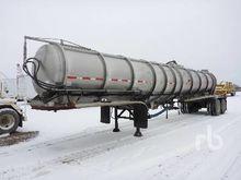 2013 Heil 8400 Gallon T/A Tank