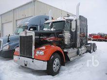 2009 kenworth w900 Truck Tracto