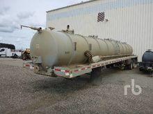 2011 Galyean 130 Barrel T/A Vac