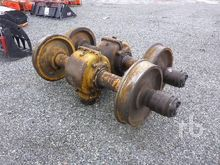 Quantity Of 2 Railroad Wheels R