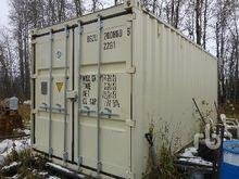 40 Ft Multi Door Container