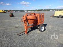 2001 Cart-Away Portable Concret